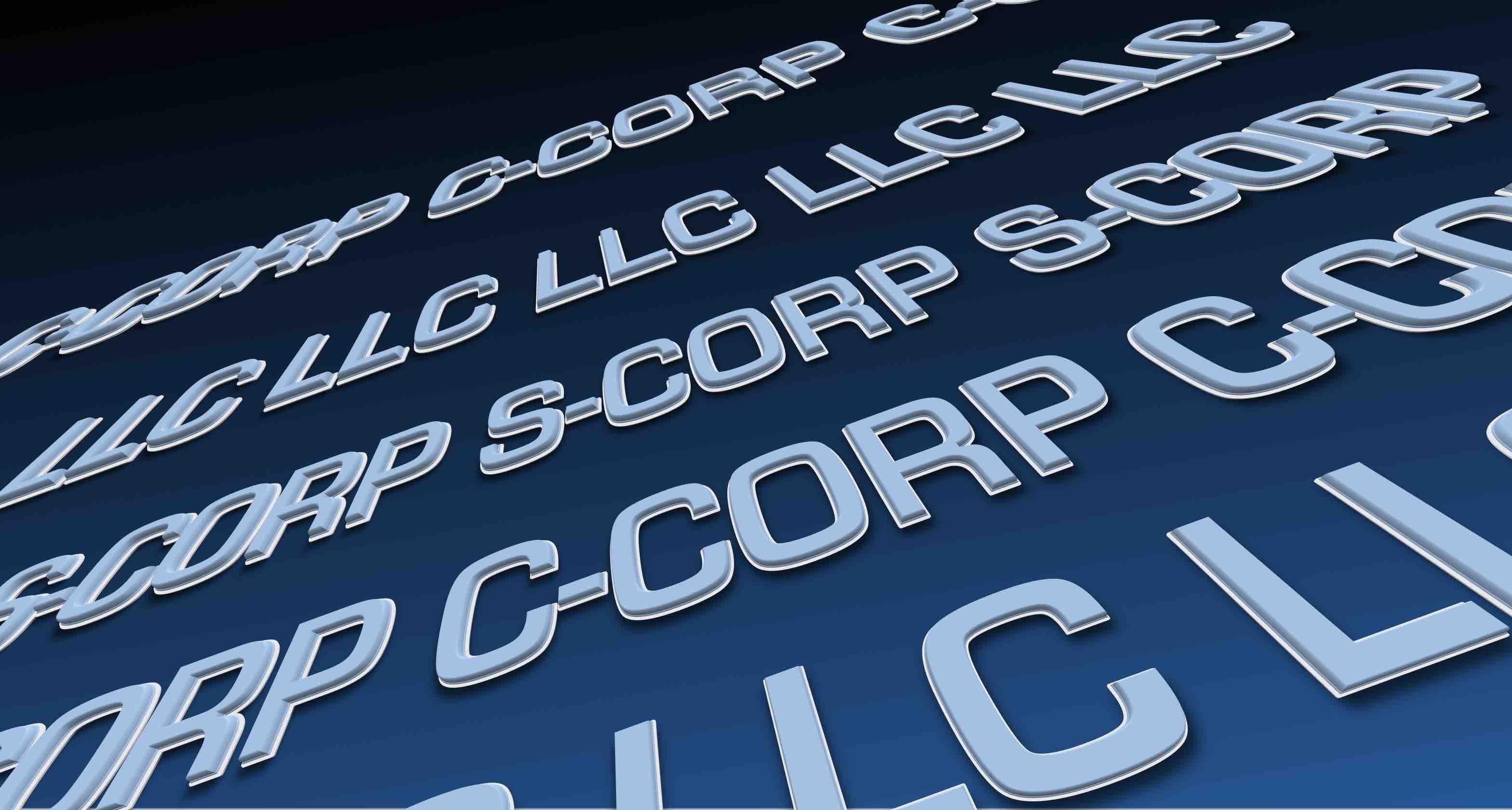 Elección de la estructura de la entidad: LLC o corporación [INFOGRAFÍA]