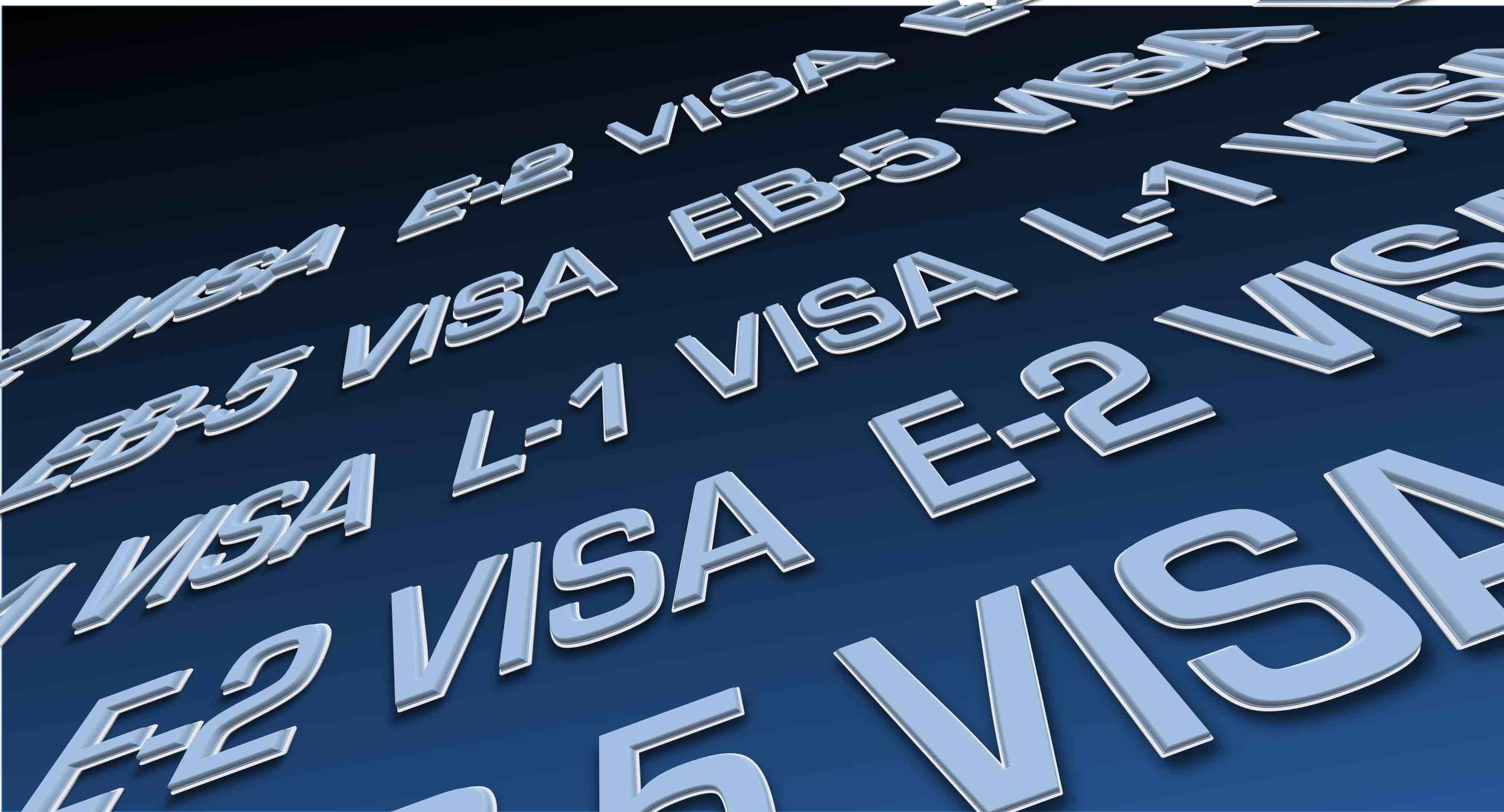 Elige una visa para lanzar su empresa en EE.UU.:  E2, L1 o EB5