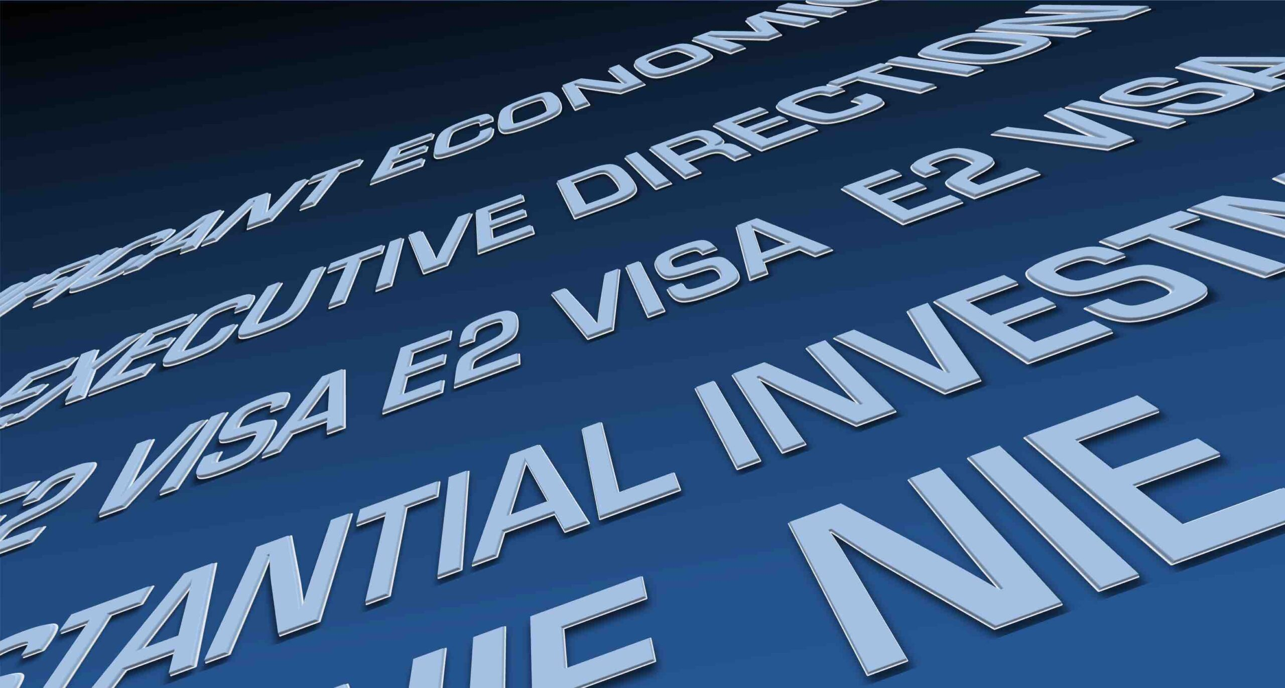 E2 Visa Investors and Executives are (Again) Eligible for NIE
